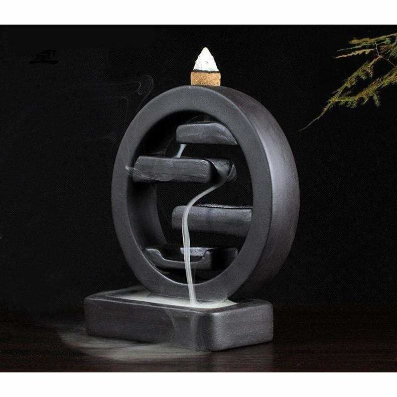 Backflow Incense Holder
