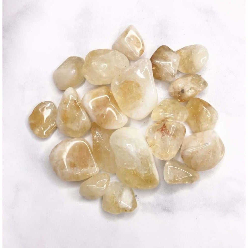 Citrine Tumbled Stone - SOUL IMPACTFUL