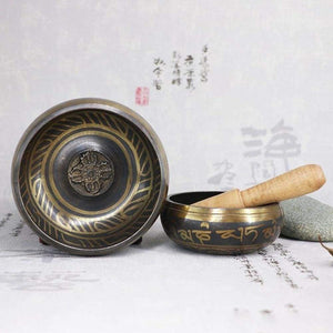 Tibetan Singing Bowl Collection - SOUL IMPACTFUL