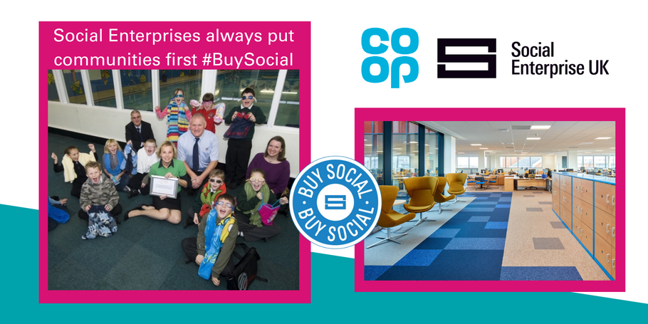 Choose communities: #BuySocial Consumers, businesses and public bodies urged to support local social enterprises