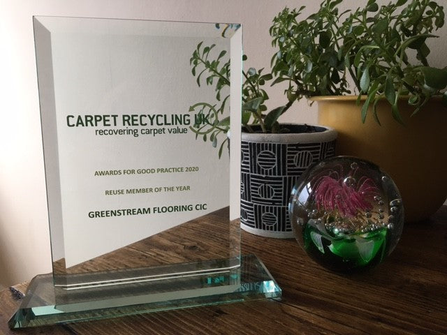 Greenstream win CRUK Reuse Member of the Year for the fifth time