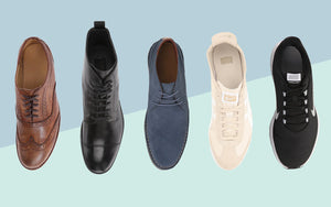 Wardrobe Checklist: 3 Shoes Every Man Should Own