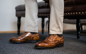 Style Tip: How to Wear Oxfords