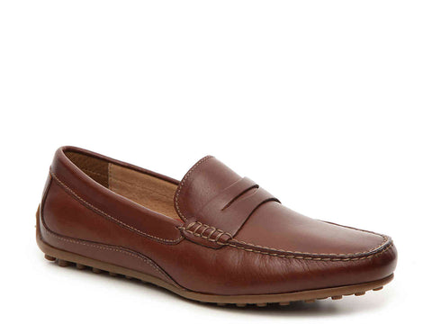 OVAL PENNY LOAFER