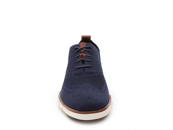 ZEROGRAND STITCHLITE WINGTIP OXFORD