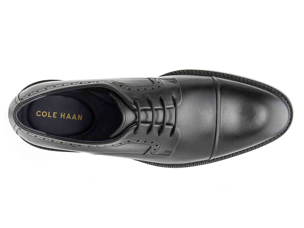 BUCKLAND CAP TOE OXFORD