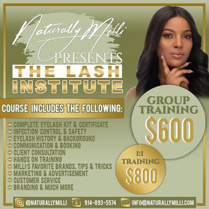 The Lash Institute Course