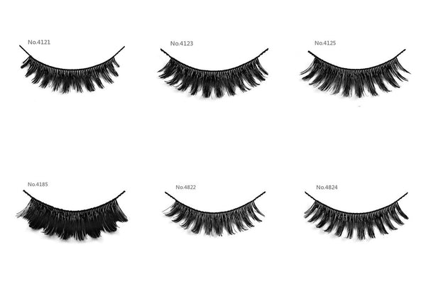 PROMO 5 BOXES All-Belle Natural Lash (5 pairs)