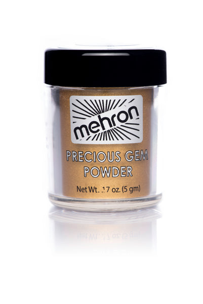 TIGERS EYE- Mehron Precious Gem Powders