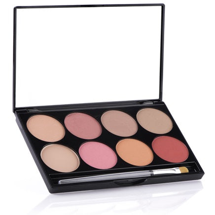 Mehron CHEEK Powder 8-Color Palette