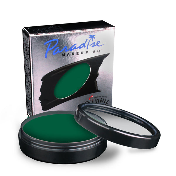 DARK GREEN- Mehron Paradise Makeup AQ™