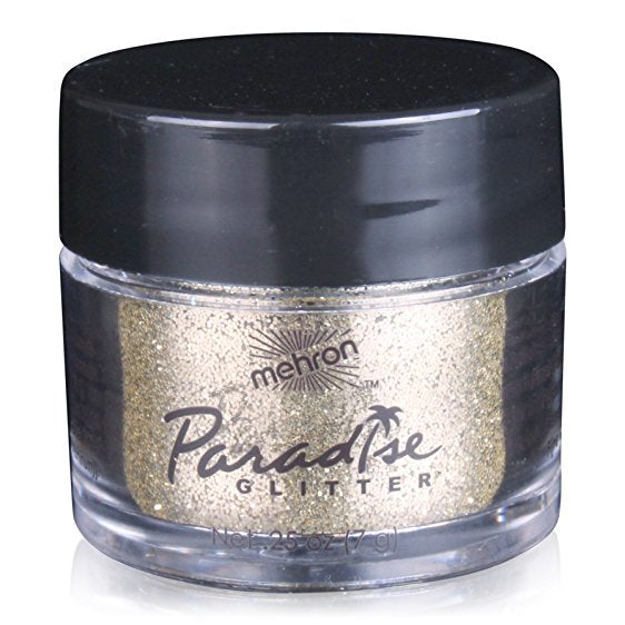 GOLD- Mehron Paradise Glitters