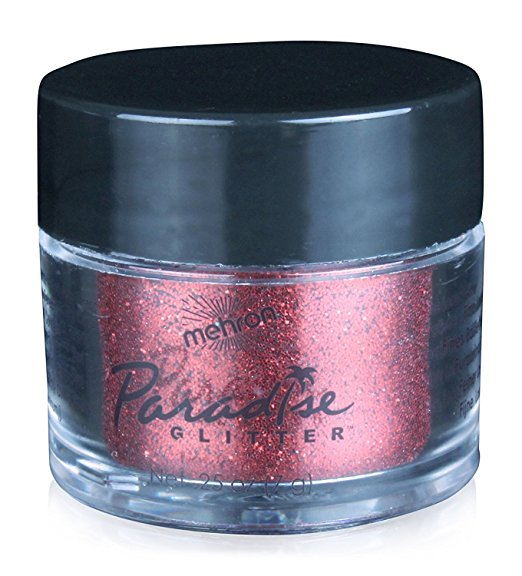 RED- Mehron Paradise Glitters