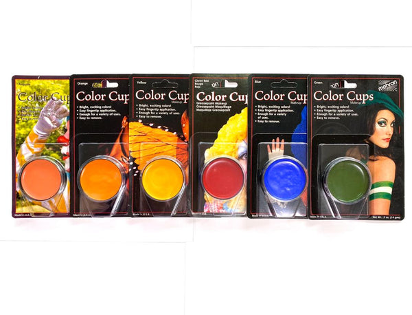 Color Cup Set A
