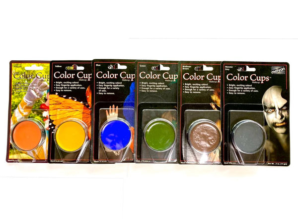 Color Cup Set D