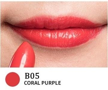 B05 CORAL PURPLE- Yerma Lipstick (Black)