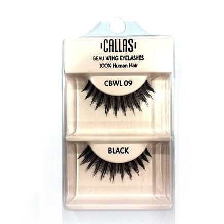Callas Beau Wing Eyelashes 09