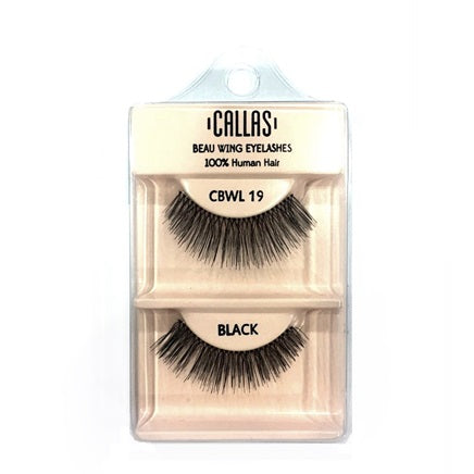 Callas Beau Wing Eyelashes 19