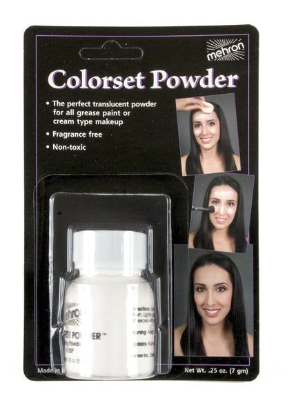 Colorset Powder- 0.25 oz Carded