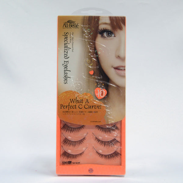 All-Belle Natural Lash D2116 (10 Pair)