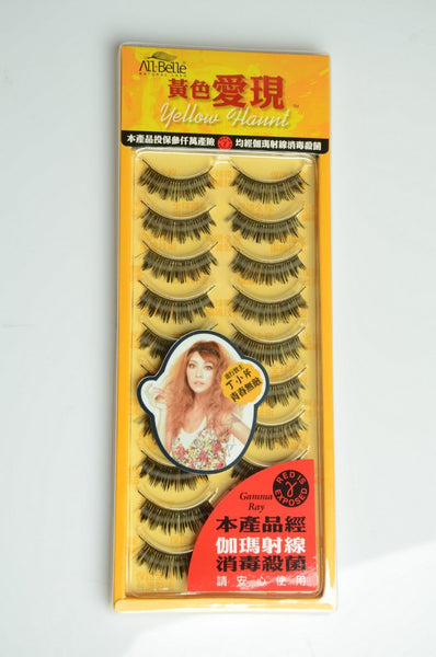 All-Belle Natural Lash D3185 (10 Pair)