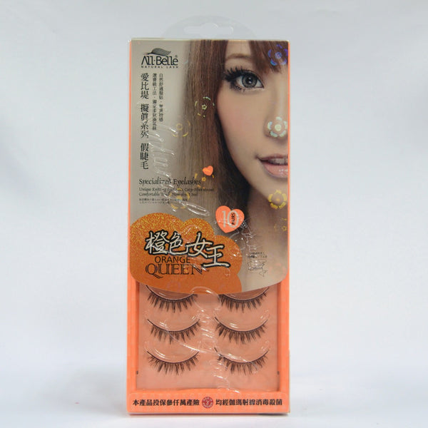 All-Belle Natural Lash D3822 (10 Pair)