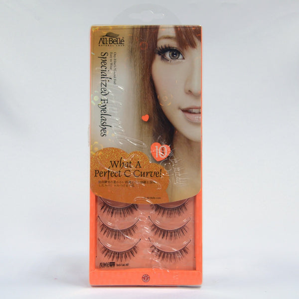All-Belle Natural Lash D3823 (10 Pair)