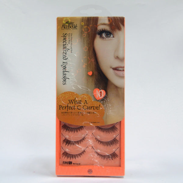All-Belle Natural Lash D4156 (10 Pair)