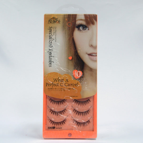 All-Belle Natural Lash D4822 (10 Pair)