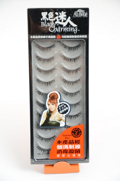 All-Belle Natural Lash D2121 (10 Pair)