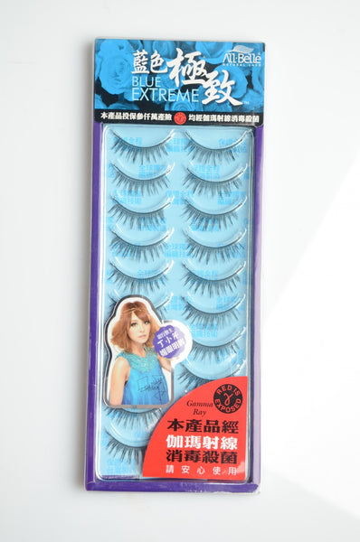 All-Belle Natural Lash D2824 (10 Pair)