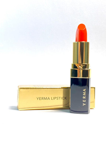 G03 CORAL ORANGE- Yerma Lipstick (Gold)