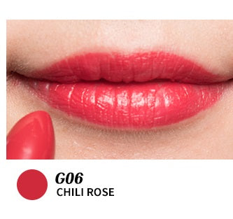 G06 CHILI ROSE- Yerma Lipstick (Gold)