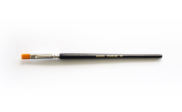 "316-1/4""Flat End(Concealer Brush)"