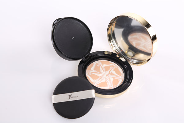Yerma Water Serum Foundation Pact
