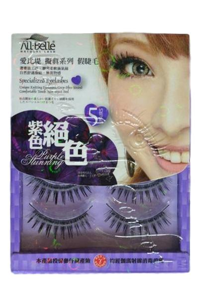 All-Belle Natural Lash C3125 (5 Pair)
