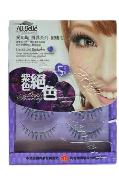 All-Belle Natural Lash C3821 (5 Pair)