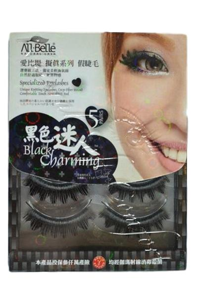 All-Belle Natural Lash C4185 (5 Pair)