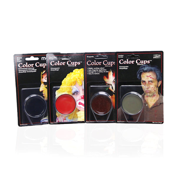 Color Cup SPFX Bruise Set ( 4 Color )