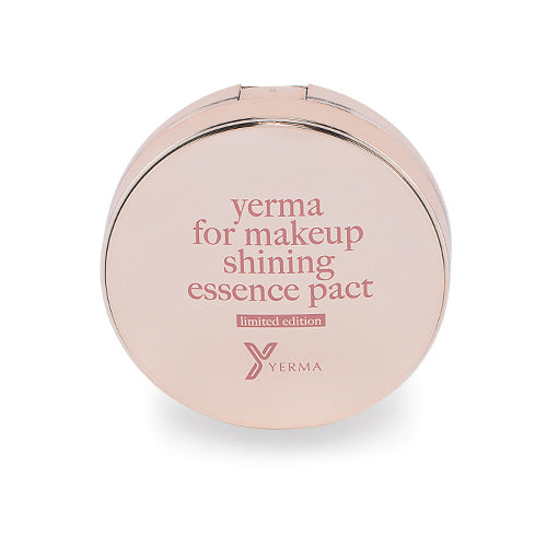 Yerma For Makeup Shining Essence pact