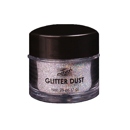 HOLOGRAPHIC  SILVER- Mehron GlitterDust™