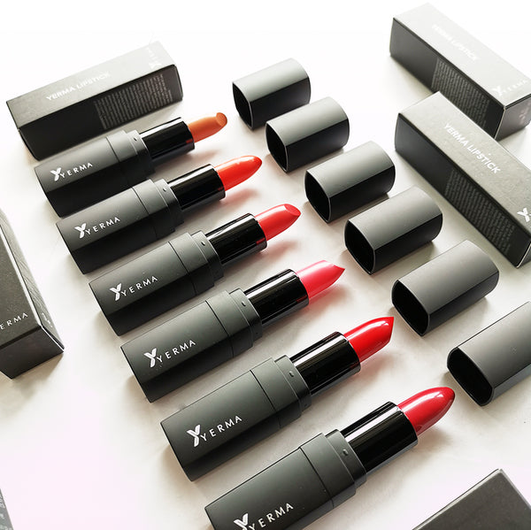 Yerma Lipstick (Black Edition) Set