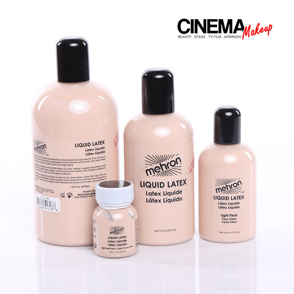 Mehron Liquid Latex - Light Flesh