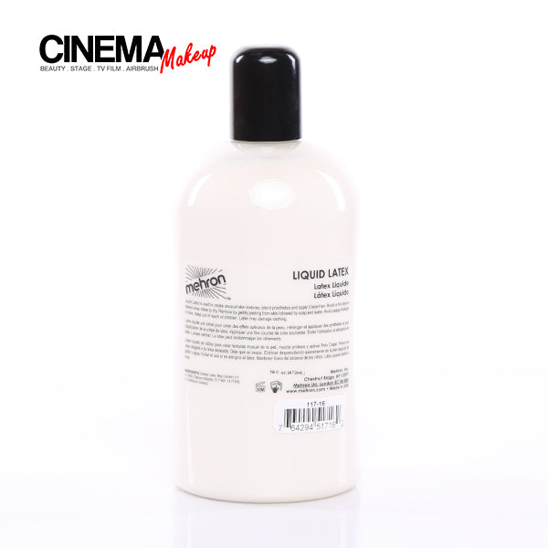 Mehron Liquid Latex - Clear