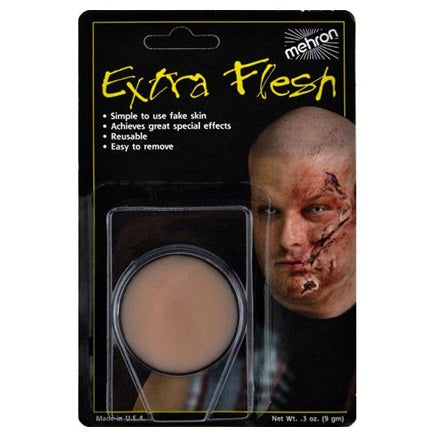 Mehron Extra Flesh .3 oz (carded)