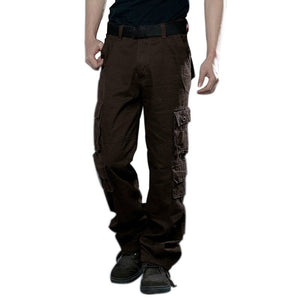 Classical Mens Casual Military Army Cargo Camo Combat Work Pants Trousers Pant