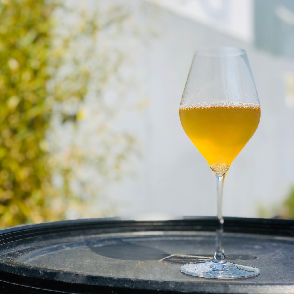 Our first ever sour mead release.