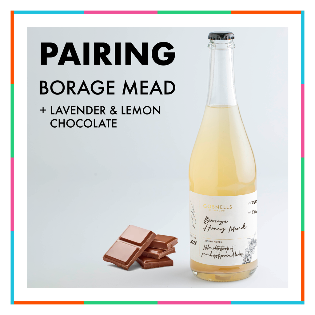 Borage Mead & Lavender and Lemon Chocolate