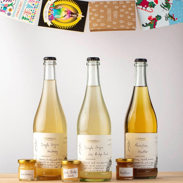 Gosnells of London Single Origin Honey Mead Online Tasting Experience