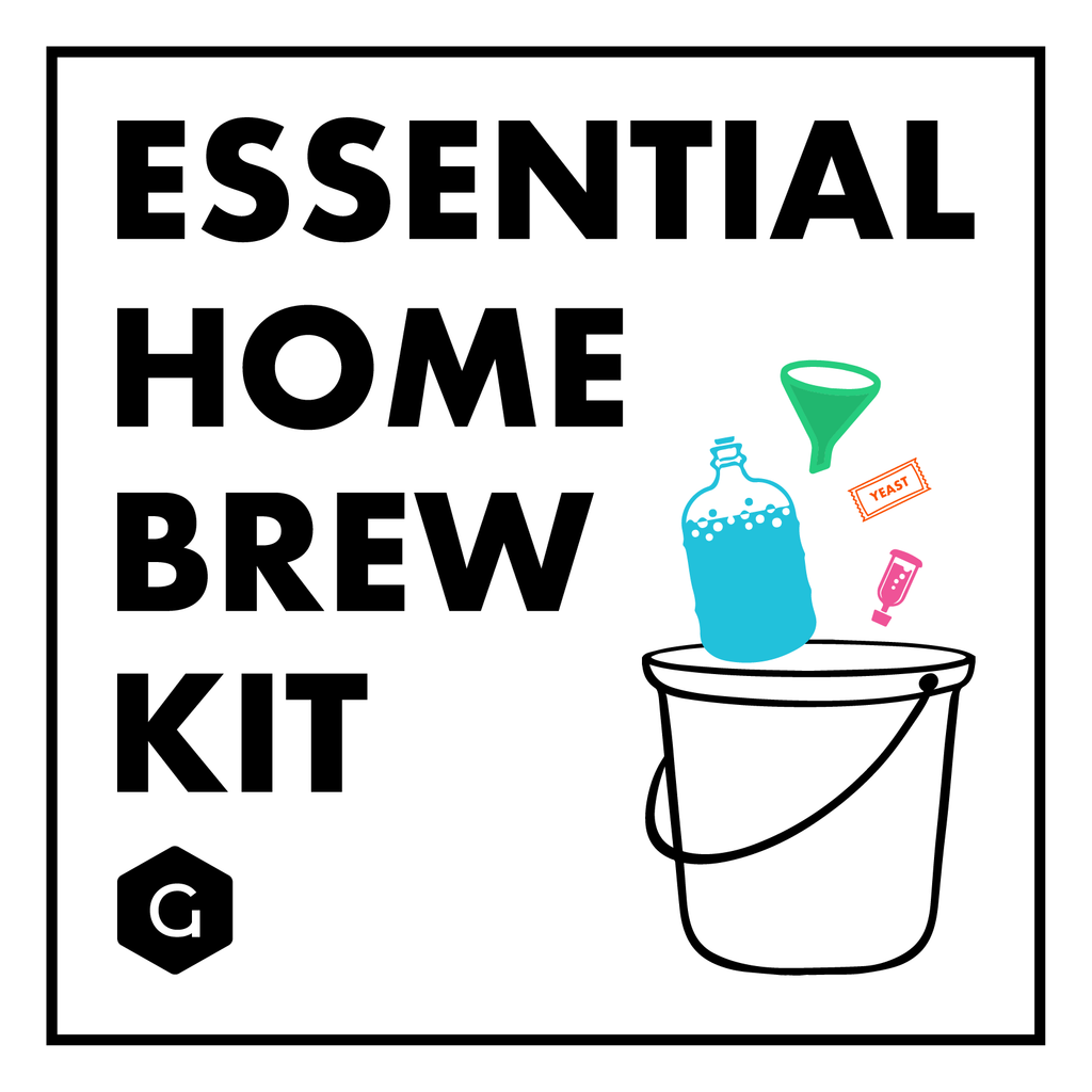 Essential Home Brew Kit (Hydromel Mead)